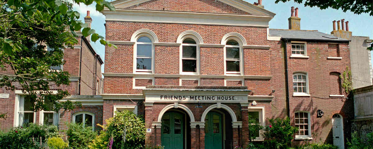Brighton Quaker Meeting House: Spacious, flexible, central venue available for booking