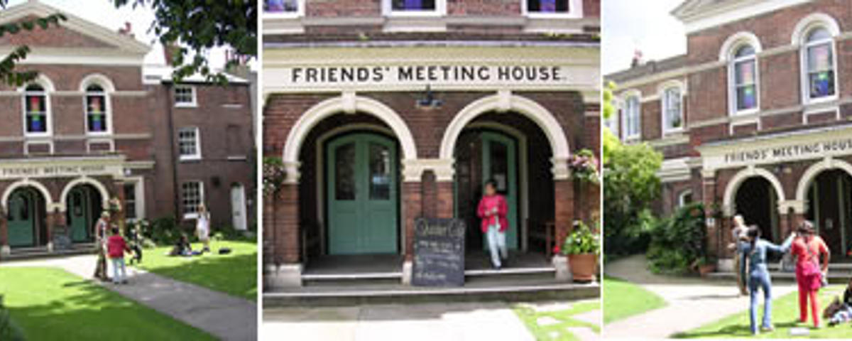 Brighton Quaker Meeting House - Accessible building in the heart of Brighton